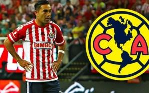 Marco Fabián: 'Preferiría jugar en América que en Atlas'