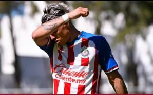 Chivas: Uriel Antuna y Chicote se perderán debut en Copa…