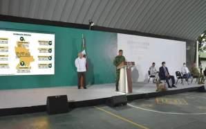 CUSTODIA DE LÍDER CRIMINAL ES RESPONSABILIDAD DE GUANAJUATO: SEDENA.