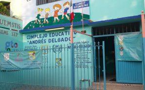 CONFIRMA DELEGACIÓN ESCOLAR, CLASES VIRTUALES EN COMPLEJO ANDRÉS DELGADO