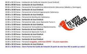 #DenunciaCiudadana CIRCULA CONVOCATORIA EN LA QUE ENFERMOS DE COVID-19 SON…
