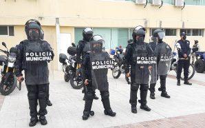 MENOS DE 100 CADETES DE POLICÍA SE FORMARON DURANTE LOS…