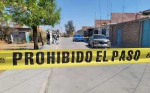DURANTE EL ÚLTIMO DOMINGO DE FEBRERO SE REGISTRARON 3 HOMICIDIOS…