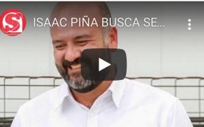 ISAAC PIÑA BUSCA SER ALCALDE DE SALAMANCA MIENTRAS ASF DETECTA…