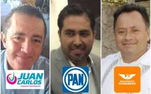 NOTA REDONDA Busca PAN que Diego Calderón de Movimiento Ciudadano…