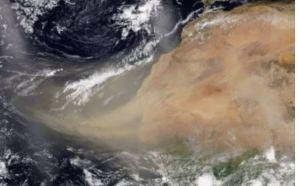 #Nacional NUBE DE POLVO DEL SAHARA CONTINUARÁ SU PASO POR…