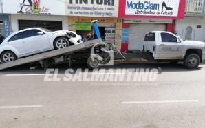 AUMENTAN ACCIDENTES VIALES DURANTE ÉPOCA DE LLUVIAS.