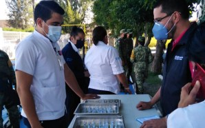 #Estado CON ÉXITO, 6 MUNICIPIOS APLICAN VACUNA SPUTNIK-V PARA REZAGADOS.