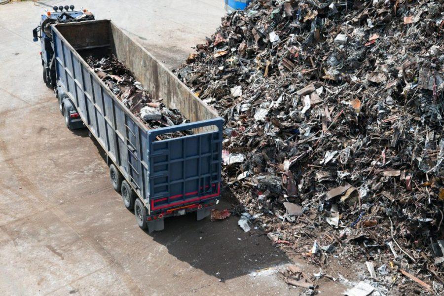 scrap recycling KSA
