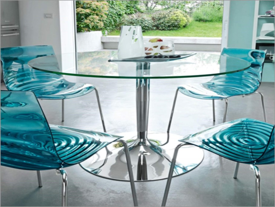 glass furniture benefits
