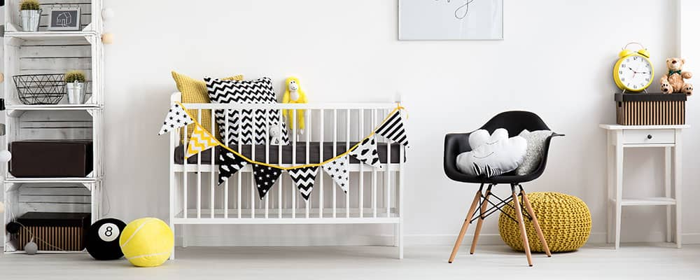 How to Arrange Your Baby Nursery After Moving