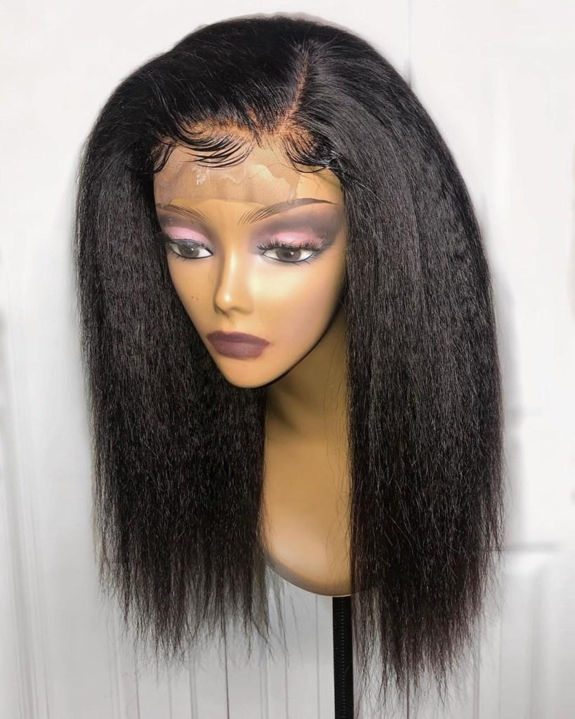 regular yaki hair
