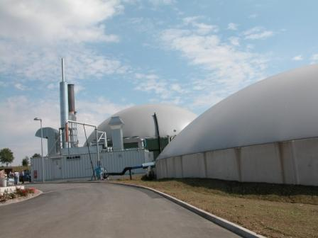 is biogas green