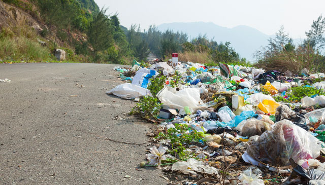 tips to prevent illegal dumping