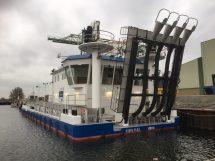 Neptune Shipyards Builds Flagship Hydrolicer