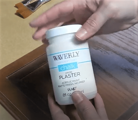 waverly chalk paint in plaster