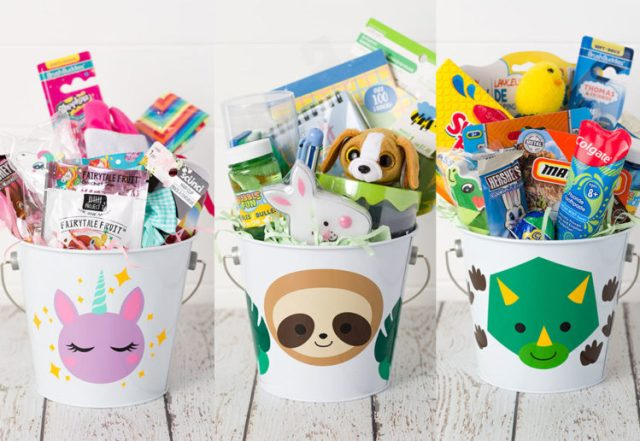 Easter pails