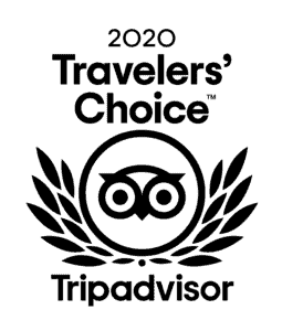 The Salmon House Travelers Choice 2020 Tripadvisor Award