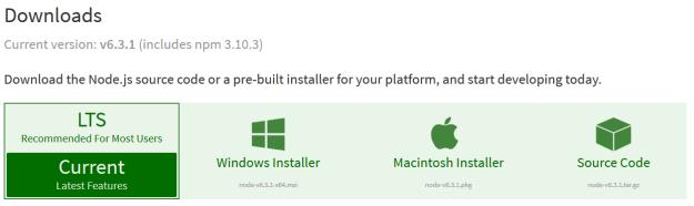 UpdateNodeJs_DownloadNodeJsCurrent