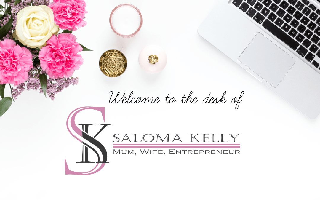 The Launch of SalomaKelly.com
