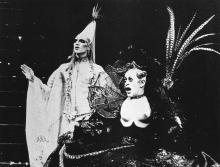 Jack Birkett (Incredible Orlando) as Herodias