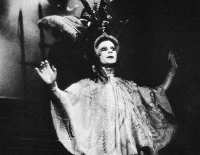 Lindsay Kemp as Salomé
