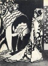 Karsavina as Salomé in La Tragedie de Salomé