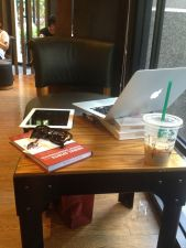 am often asked to watch a stranger's laptop in coffee shops