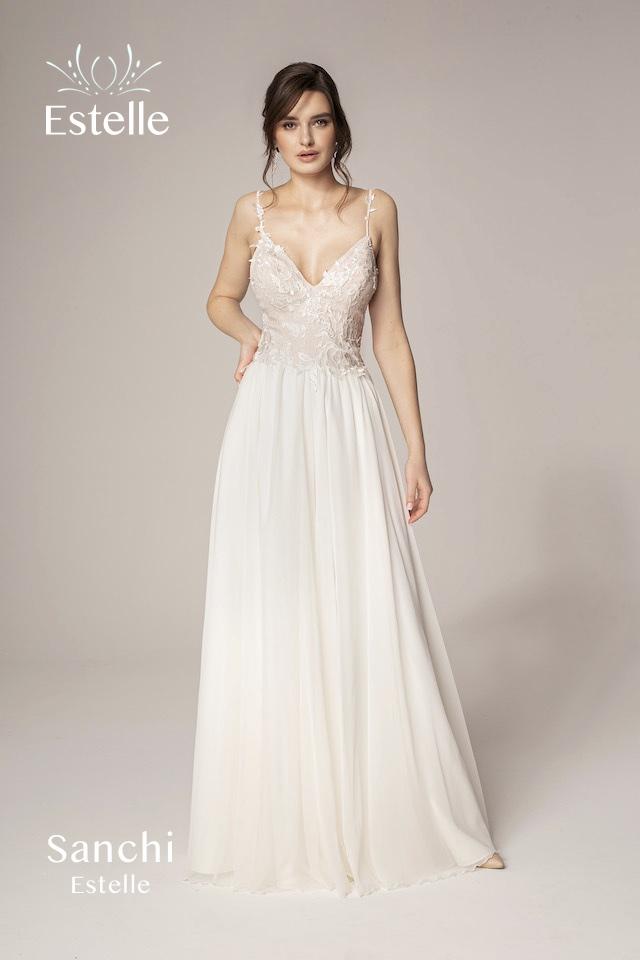 suknia ślubna Sanchi