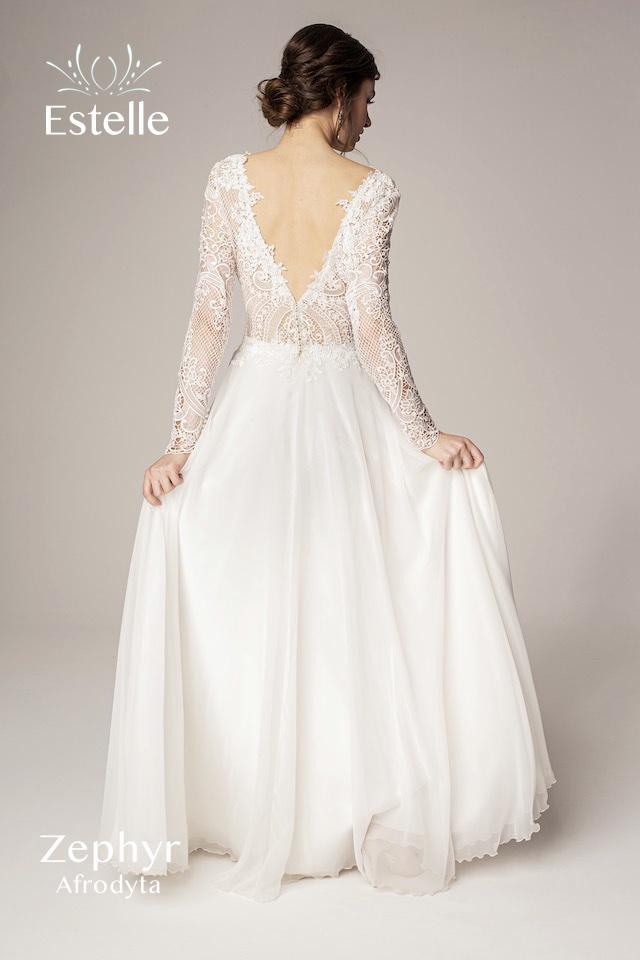 suknia ślubna Zephyr