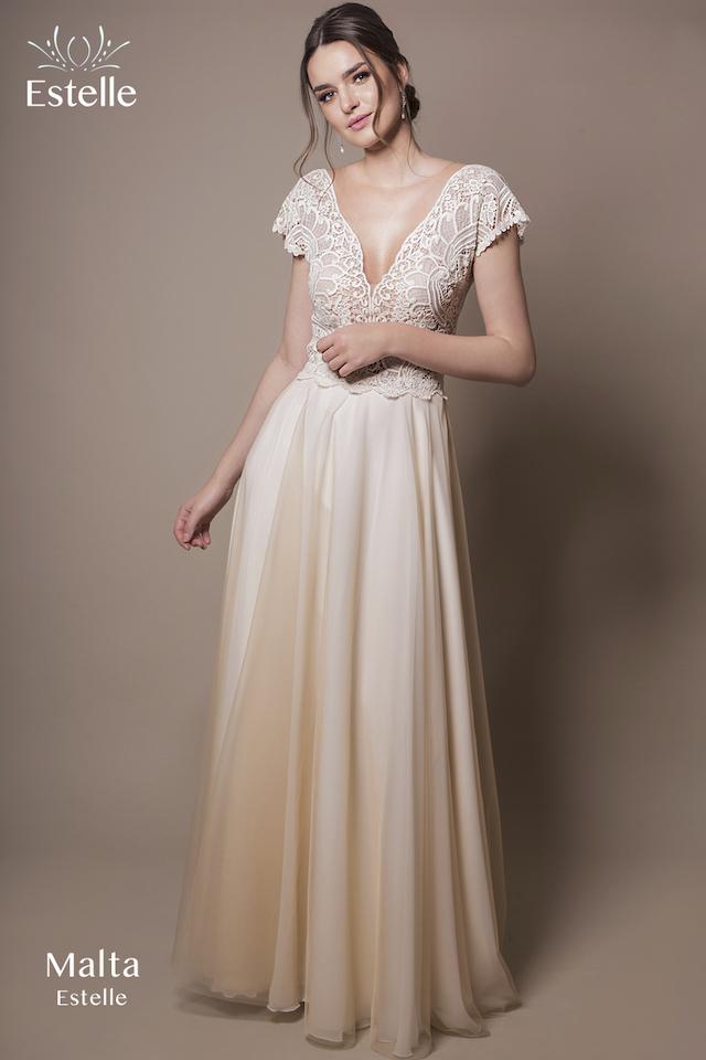 suknia ślubna Malta