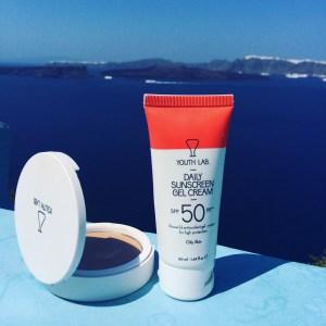 Daily Sunscreen Gel cream Spf50