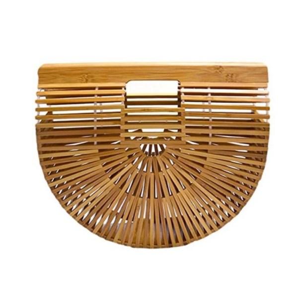 Bamboo handtas handmade