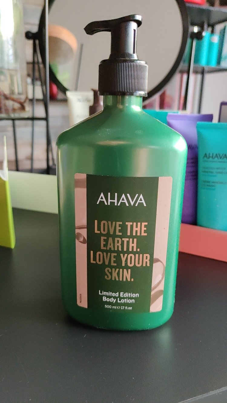Bodylotion limited edition