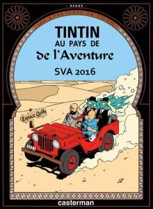Tintin au pays de l'Aventure
