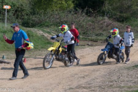Apprentissage moto avec KDM