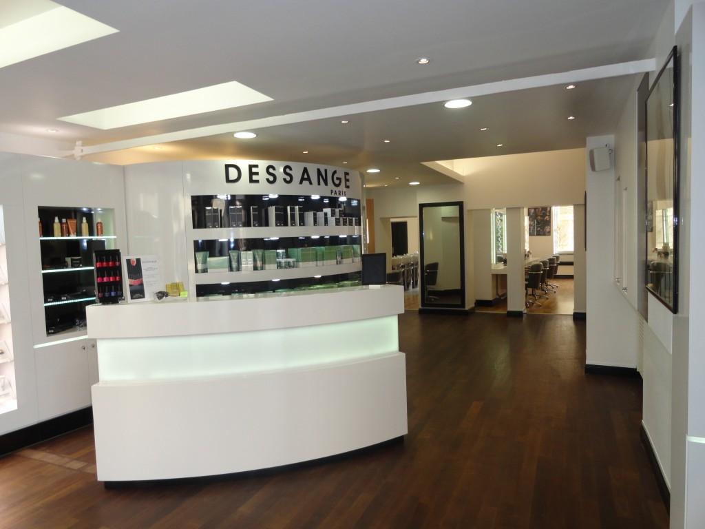 Salon de coiffure Metz  DESSANGE