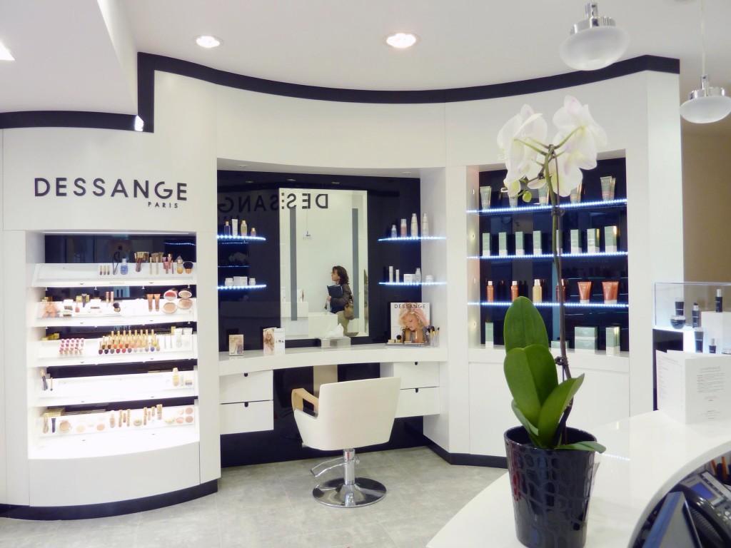 Salon de coiffure Paris 5 Saint Charles  DESSANGE