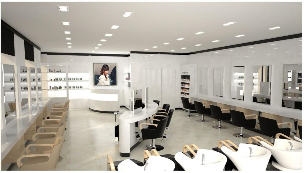 Salon de coiffure Paris 17  DESSANGE VILLIERS