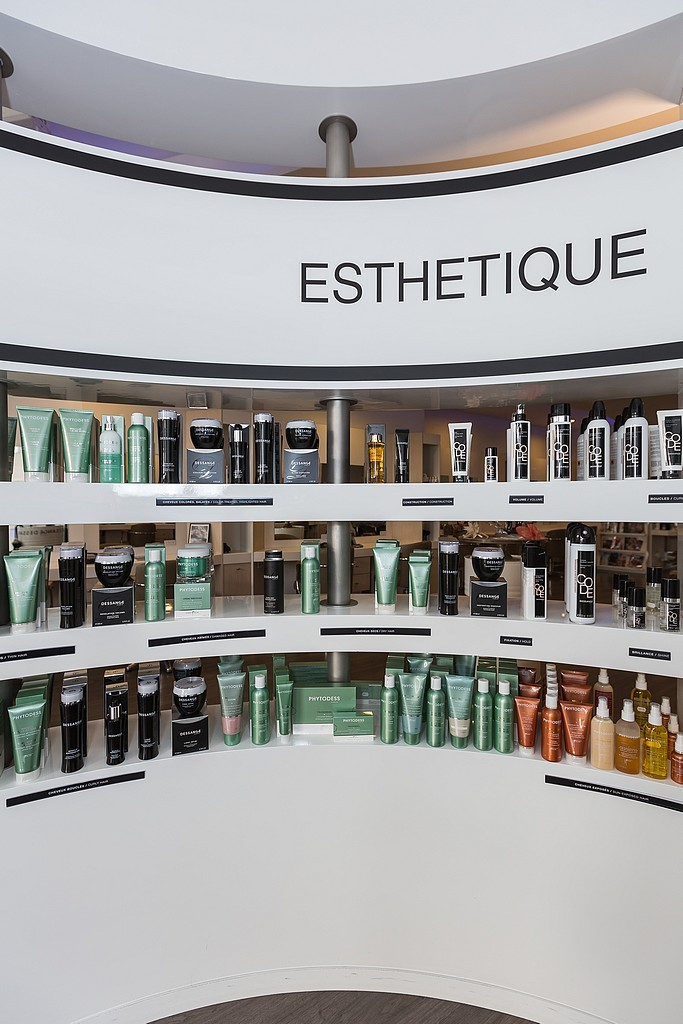 Salon de coiffure Poitiers  DESSANGE