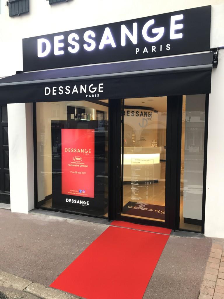 Salon de coiffure Saint jean de Luz  DESSANGE