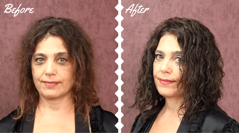 rew starr, before, after, lemetric, makeover