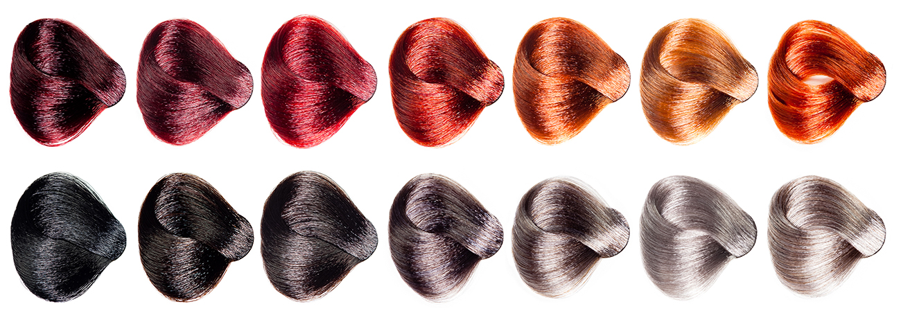 LeMetric Hair Color Swatch