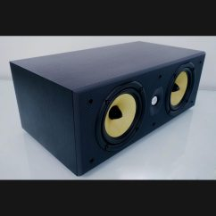 2 Channel And 4 Speakers Blank Earth S Interior Diagram B Andw Lcr6 S2 Center Speaker Salon 1 Audio