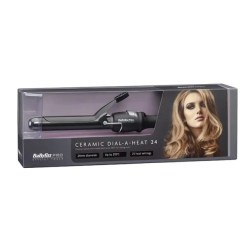 BaByliss PRO Ceramic Dial a Heat Tong (24mm)