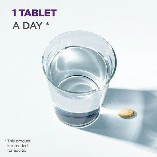 Nioxin 1 tablet a day