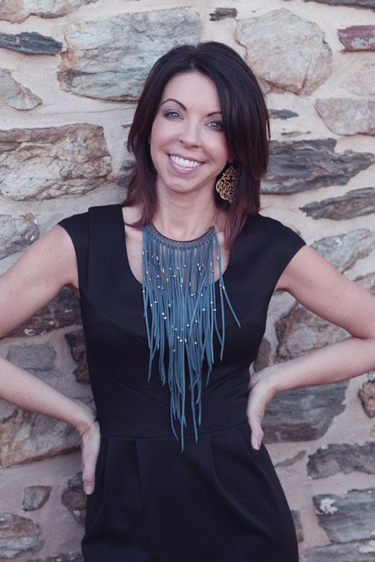 Allison Lebouitz  Salon Blu
