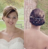 wedding hair york pa wedding hair york pa ciara hoover ...