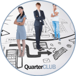 quarterclubround
