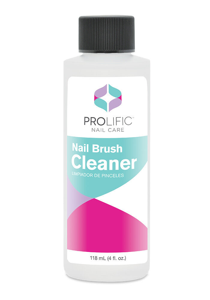 How To Clean Acrylic Nail Brushes : clean, acrylic, brushes, Brush, Cleaner, SalonCentric